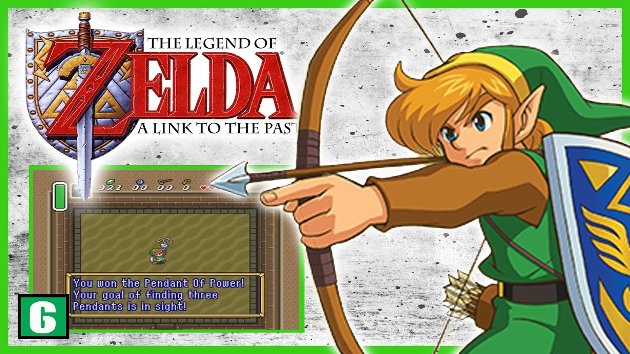 The legend of zelda a link to the past 1991 the pendant of the legend of zelda a link to the past 1991 the pendant of power aloadofball Gallery