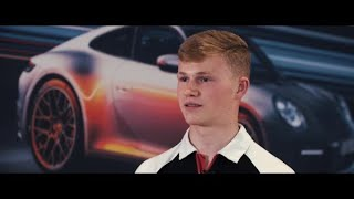 Porsche Carrera Cup GB - Junior Programme