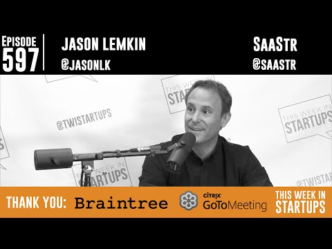 """Godfather of SaaS"" Jason Lemkin shares his Saastr community, criteria for investing & what's next"