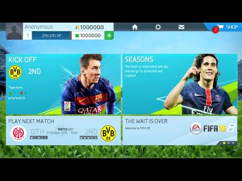 FIFA 16 High Graphics Mod Android 1.3 GB