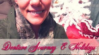 My Dentures & How to Eat Holiday Treats with Dentures
