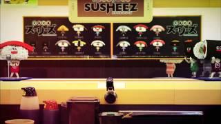 かわいいスーシーズたちによる、早口言葉ならぬ、はや寿司ことば!みんなは言えるかな!? おはスタ公式サイトはこちら → http://www.shopro.co.jp/oha/