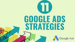 11 Google Ads Strategies For 2019