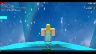 Frozen Let It Go: Roblox Style! [BLOXY 2014]