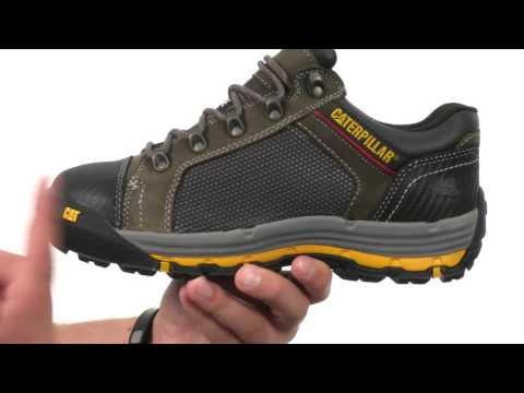 Caterpillar Convex Lo Steel Toe SKU 8582132 - YouTube 14f8e45c8