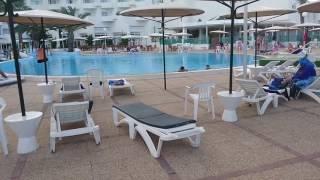 Неизданное №2 / Тунис все включено Территория отеля El Mouradi Skanes / Море в Тунисе