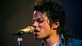 Michael Jackson Man In The Mirror Bad Tour MJ 58th Forever