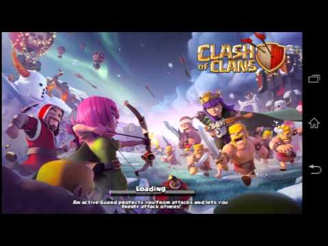 Clash of Clans - xmodgames - traps do not work