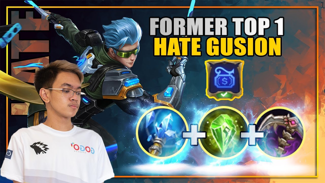 FORMER TOP 1 GUSION HATE