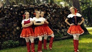 Український Святковий - барви українського танцю від Golden Dance(