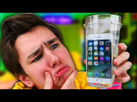 Thumbnail: Is a $70 Fake iPhone Waterproof?