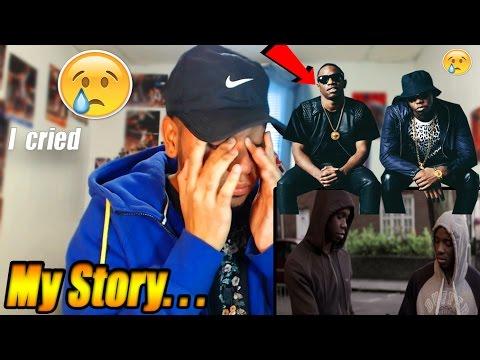 Krept & Konan My Story Reaction I Cried? (UK Rap Grime REACTION) @ChriisSky