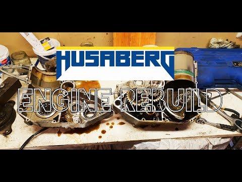 Husaberg FS650 Engine Rebuild