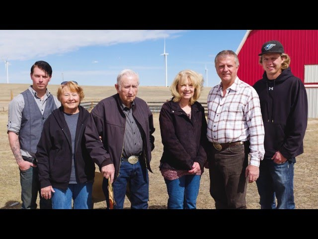Wind projects: keeping the family farm in the family  - Buy American