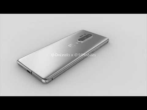 OnePlus 8 Pro: 360 degree renders EXCLUSIVE