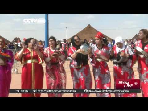 Morocco's Tan-Tan Moussem Festival Celebrates Centuries-old Lifestyle