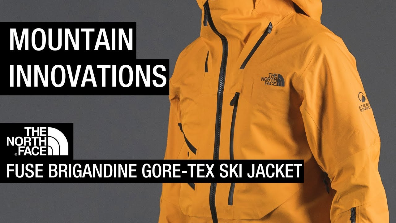 Rabatt-Verkauf Spitzenstil lässige Schuhe Mountain Innovations: The North Face Fuse Brigandine GORE-TEX Ski Jacket
