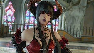 TEKKEN 7 - Eliza Ending & Intro (TEKKEN 7 Character Endings)