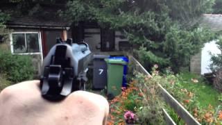 Swiss Arms P92 4.5mm Co2 BB Pistol