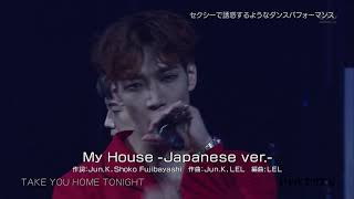 160507 Buzzrhythm 2PM(투피엠)-우리집 (My House) -Japanese Ver-