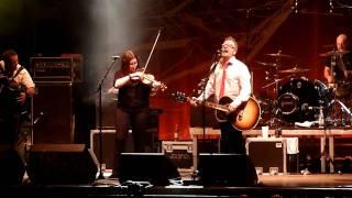Flogging Molly - Tobacco Island [HD] live