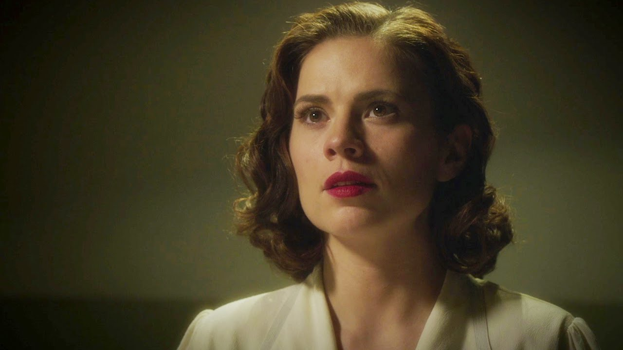 how to watch agent carter in australia