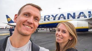 Italien Anreise • Köln nach Rom • Colosseum • Weltreise   VLOG #374