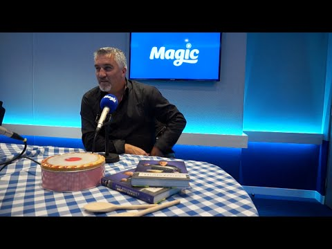 Paul Hollywood talks favourite pies and his son's baking skills!