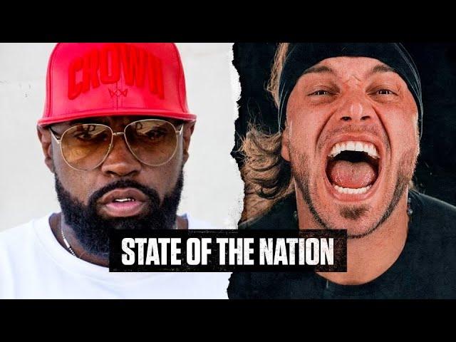 State Of The Nation   Rob Bailey   Mike Rashid