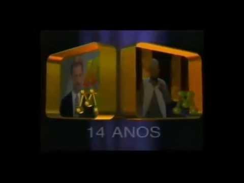 Chamada: Manchete 14 Anos (1997)