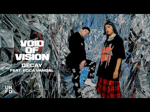 Download Void Of Vision - Decay feat. Ecca Vandal [Official Music Video]