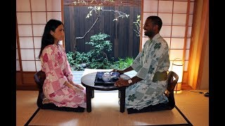 Traditional Japanese Ryokan in Kyoto