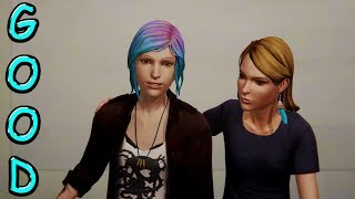Life is Strange Before the Storm - Episode 3 - Good Choices Ending