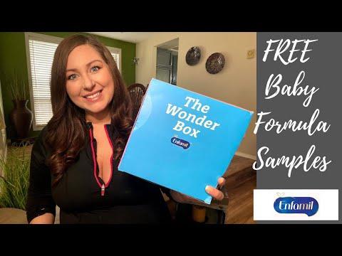 Ways to get Free Baby Formula Samples