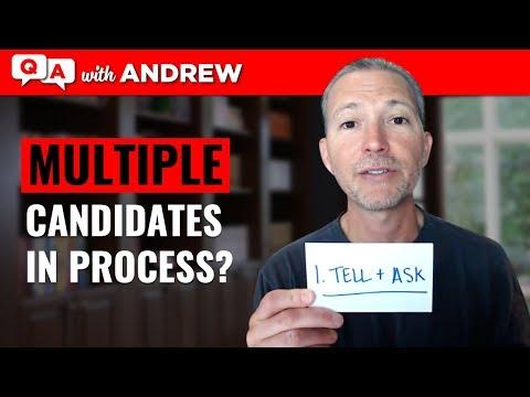 Candidating process technology