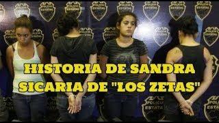"""Video Historia de Sandra sicaria de """"Los Zetas"""" download MP3, 3GP, MP4, WEBM, AVI, FLV Juni 2018"""