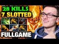 Miracle Full Game POV Shadow Fiend Party Game Replay Dota 2 mp3