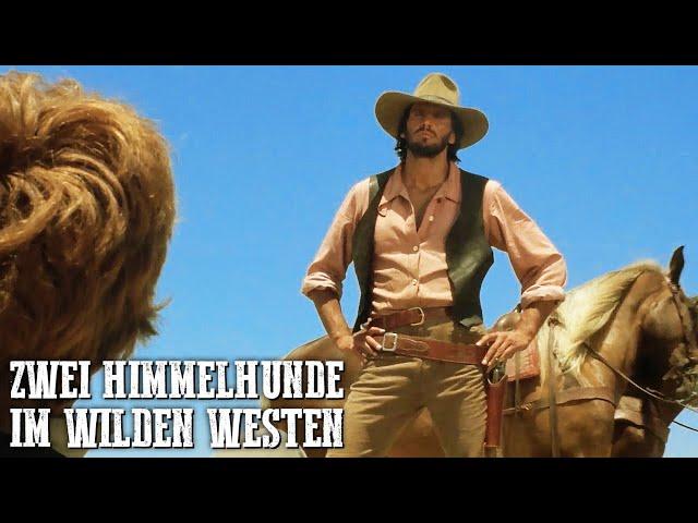 Zwei Himmelhunde im Wilden Westen | ITALOWESTERN | Spaghetti Western | Cowboyfilm | Deutsch