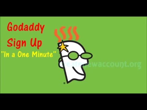 how-to-create-new-godaddy-account