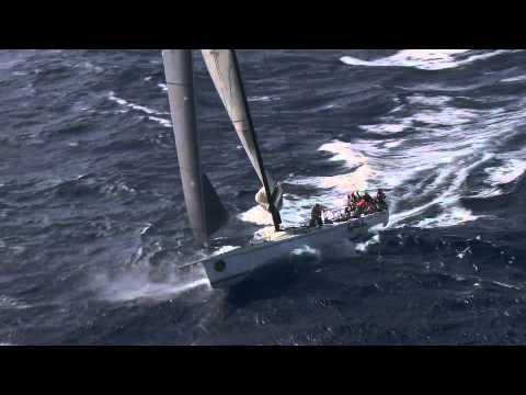 2014 Rolex Middle Sea Race Best Surf Moments