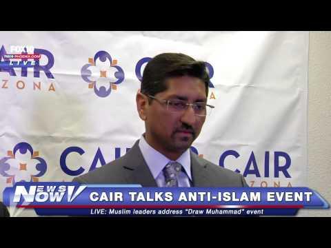 "FNN: CAIR-AZ Addresses Anti-Islam Biker Rally and ""Draw Muhammad"" Event"