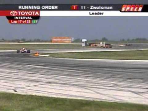 2005 Toyota Atlantics - Round 06 - Cleveland (Race 2)