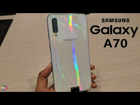Samsung Galaxy A70 Official Video, Release Date, Price, Specs, Features, Launch, First Look, Trailer