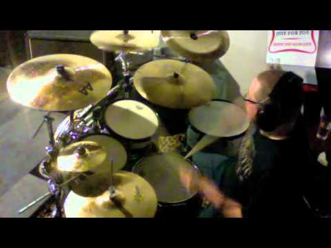 Dead Kennedys - Stealing People's Mail (B Sieg drum cover)