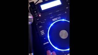 numark ndx 500 problem with track knob