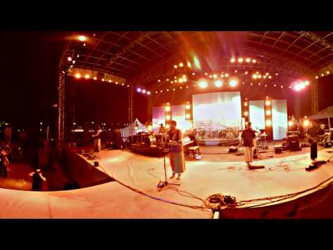 Raghu Dixit @ Urbana Music Festival in 360-VR