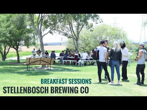 The Cannabis Breakfast Session At Stellenbosch Brewing Co.