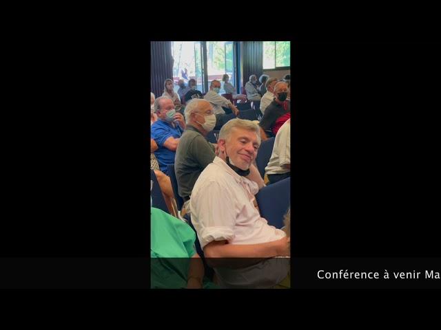 08 Protection de la presqu'île du Cap Ferret  - PALCF Annonce Conférence Vincent Roussel