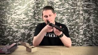 Огляд пневматичного пістолета Crosman 1377 American Classic
