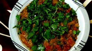 Moong dal Curry with Tomatoes